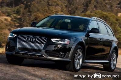 Insurance quote for Audi Allroad in Bakersfield