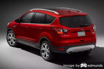 Insurance quote for Ford Escape in Bakersfield