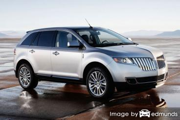 Insurance quote for Lincoln MKT in Bakersfield