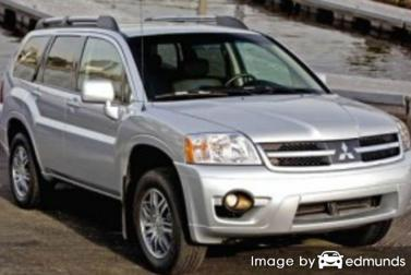 Discount Mitsubishi Endeavor insurance