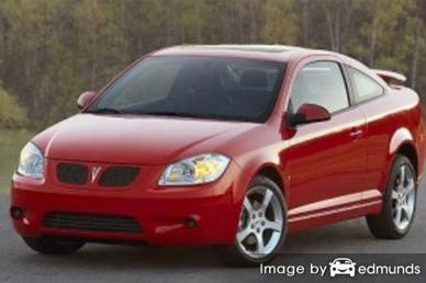 Discount Pontiac G5 insurance