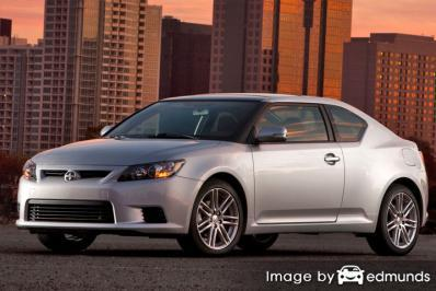 Insurance quote for Scion tC in Bakersfield